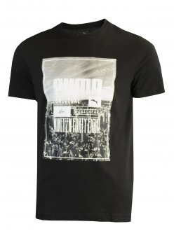 Imagem - Camiseta Masculina Puma Photoprint Skyline Tee  cód: 049851