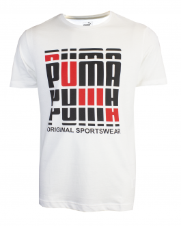 Imagem - Camiseta Masculina Puma Tee cód: 050800
