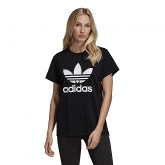 Imagem - Camiseta Adidas Algodão Boyfriend Feminina cód: 057711