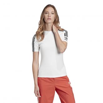 Imagem - Camiseta Adidas  Algodão Tight Feminina cód: 057715
