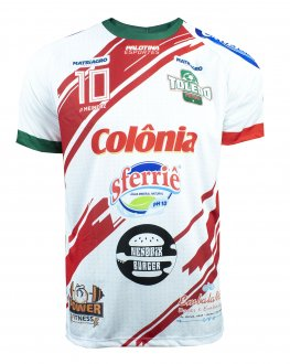 Imagem - Camiseta Meinerz Poliéster Torcedor Toledo Masculina cód: 056811