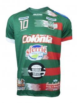 Imagem - Camiseta Meinerz Poliéster Torcedor Toledo Masculina cód: 056574