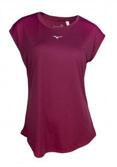 Imagem - Camiseta Mizuno Run Spark 2 Feminina cód: 054142