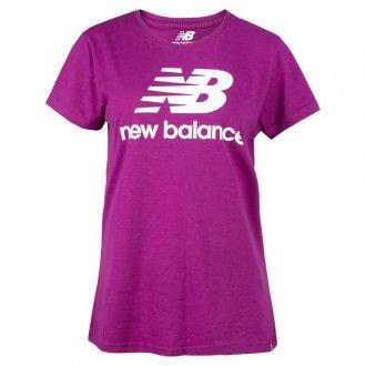 Imagem - Camiseta New Balance Algodão Basic Feminina cód: 059221