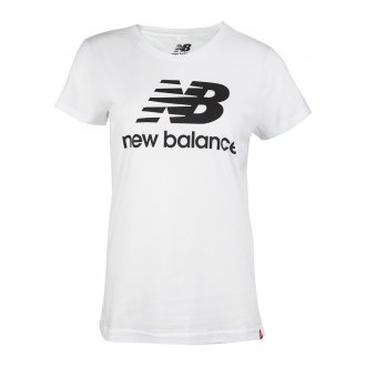 Imagem - Camiseta New Balance Algodão Basic Feminina cód: 059212