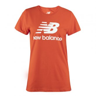 Imagem - Camiseta New Balance Algodão Basic Feminina cód: 059217