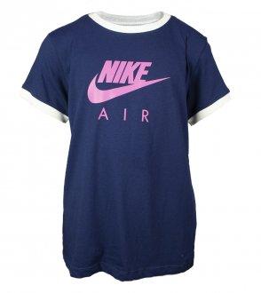Imagem - Camiseta Nike Air Logo Ringer Infantil   cód: 055498