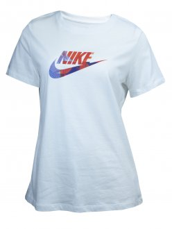 Imagem - Camiseta Nike  Algodão Nsw Tee Summer 1 cód: 051042