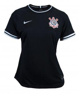 Imagem - Camiseta Nike Corinthians 2 Feminina - 051181
