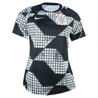 Imagem - Camiseta Nike Corinthians 4 Feminina cód: 060012