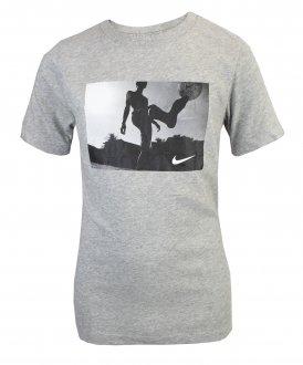 Imagem - Camiseta Nike Dry Soccer Photo Infantil cód: 053032