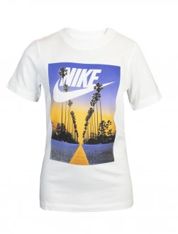 Imagem - Camiseta Nike Nsw Tee Palm Tree+Futura Infantil cód: 051565