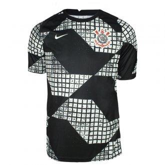 Imagem - Camiseta Nike Poliéster Corinthians 4 Masculina cód: 059452