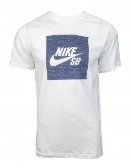 Imagem - Camiseta Nike SB Logo Chambray Masculina cód: 053733