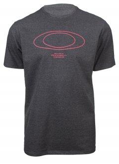Imagem - Camiseta Oakley Blur Storm Heather Masculina cód: 055577