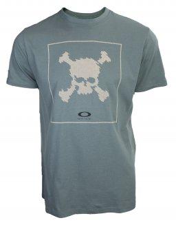 Imagem - Camiseta Oakley Digi Skull Masculina cód: 053476