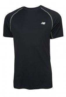 Imagem - Camiseta Poliamida Raglan New Balance Masculina cód: 058876