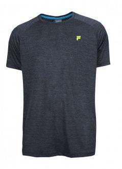 Imagem - Camiseta Fila Poliéster Match Masculina cód: 056810