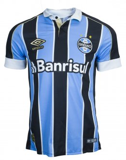 Imagem - Camiseta Polo Umbro Grêmio Masculina cód: 051794