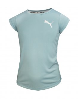 Imagem - Camiseta Puma Active Infantil cód: 054165