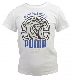 Imagem - Camiseta Puma Alpha Graphic Tee Infantil cód: 052360