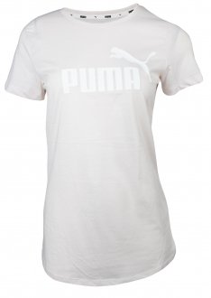 Imagem - Camiseta Puma Essentials + Heather Tee Feminina cód: 055443