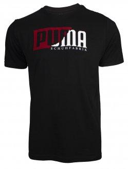 Imagem - Camiseta Puma Flock Graphic Masculina  cód: 055442