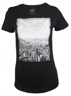Imagem - Camiseta Puma Graphic Photoprint Feminina cód: 053871