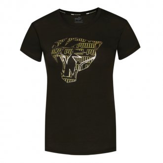 Imagem - Camiseta Puma Poliester Performance Graphic Feminina cód: 057662