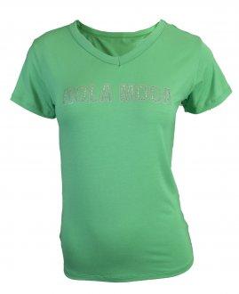 Imagem - Camiseta Rola Moça Baby Look Feminina cód: 052276