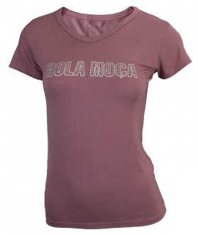 Imagem - Camiseta Rola Moça Baby Look Feminina cód: 053234