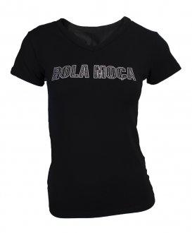 Imagem - Camiseta Rola Moça Baby Look Feminina cód: 053233