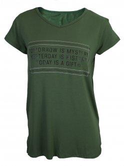Imagem - Camiseta Rola Moça Longline Feminina cód: 053238