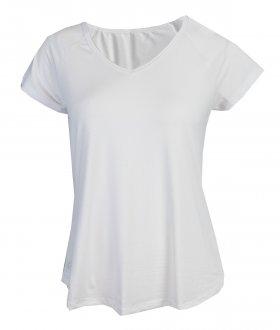 Imagem - Camiseta Rola Moça New Trip Alongada Feminina cód: 053294