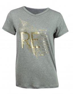 Imagem - Camiseta Rola Moça Viscose Feminina cód: 057704