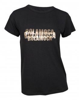 Imagem - Camiseta Rola Moça Viscose Feminina cód: 057906