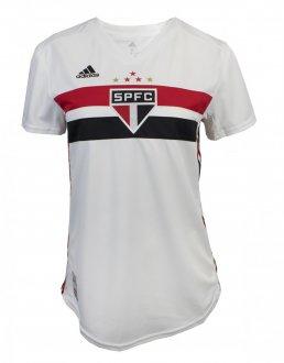 Imagem - Camiseta São Paulo 1 Adidas Feminina cód: 052404