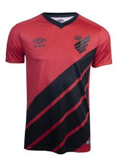 Imagem - Camiseta Umbro Athletico Paranaense 1 Masculina cód: 051371