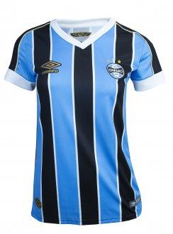 Imagem - Camiseta Umbro Grêmio 1 Feminina cód: 051372