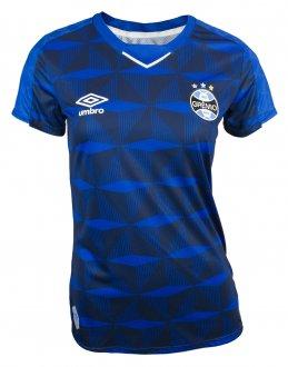 Imagem - Camiseta Umbro Grêmio 3 Feminina cód: 053605
