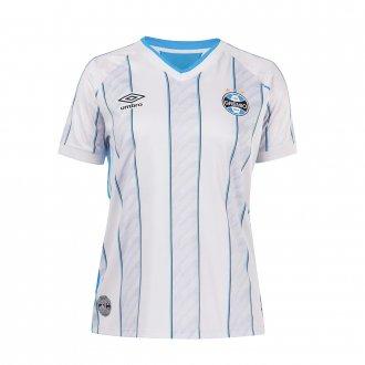 Imagem - Camiseta Umbro Poliéster Grêmio 2 Feminino cód: 057370