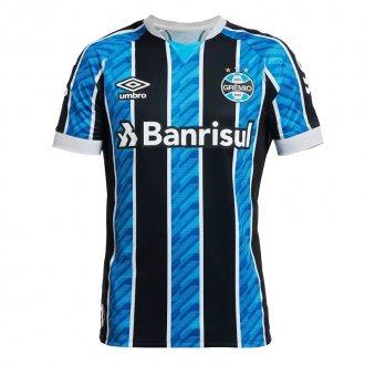Imagem - Camiseta Umbro Poliéster Grêmio Masculina cód: 057209