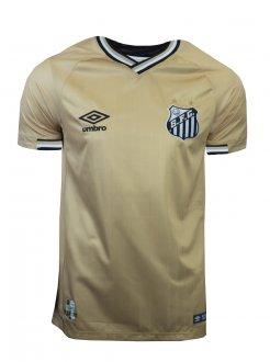 Imagem - Camiseta Umbro Santos 3 Masculina cód: 051409