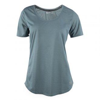 Imagem - Camiseta Under Armour Poliéster Streaker Feminina cód: 058642