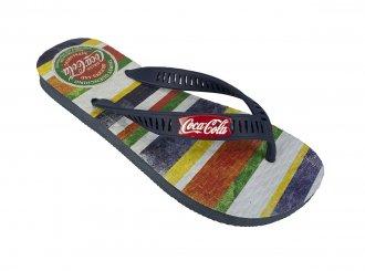 Imagem - Chinelo Coca Cola Dallas Juvenil cód: 054229
