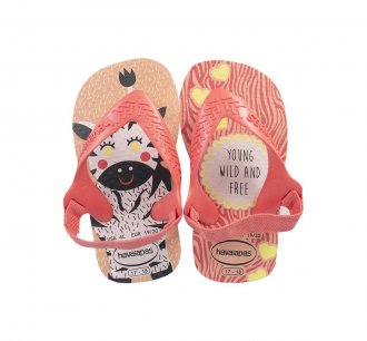 Imagem - Chinelo Havaianas New Baby Pets Kids cód: 054257