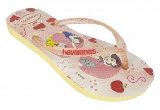 Imagem - Chinelo Havaianas Slim Princess Feminino cód: 053911
