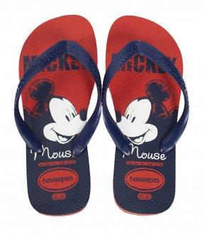 Imagem - Chinelo Havaianas Top Disney Fc Tradicional Masculino cód: 057358