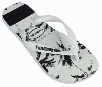 Imagem - Chinelo Havaianas Top Stripes Logo Masculino cód: 045771