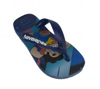 Imagem - Chinelo Kids Havaianas Kids Cartoon Cf cód: 048909